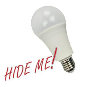 LED Lampe E27-15W