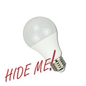 LED Lampe E27-9W