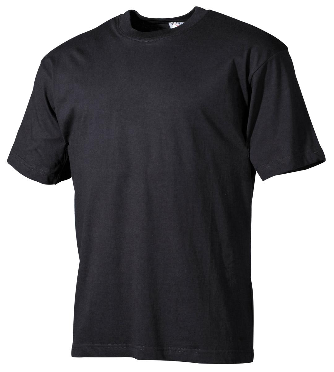 "T-Shirt,  ""Pro Company"", schwarz,  160 g/m²"