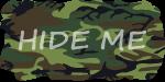 HIDE ME Army Outdoor Shop